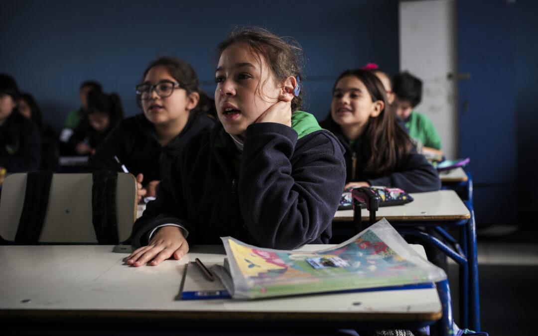 Información: Aulas Virtuales de todas las asignaturas de PreKinder a 6° básico, incluye aula virtual de educación física de 7°a IV° medio