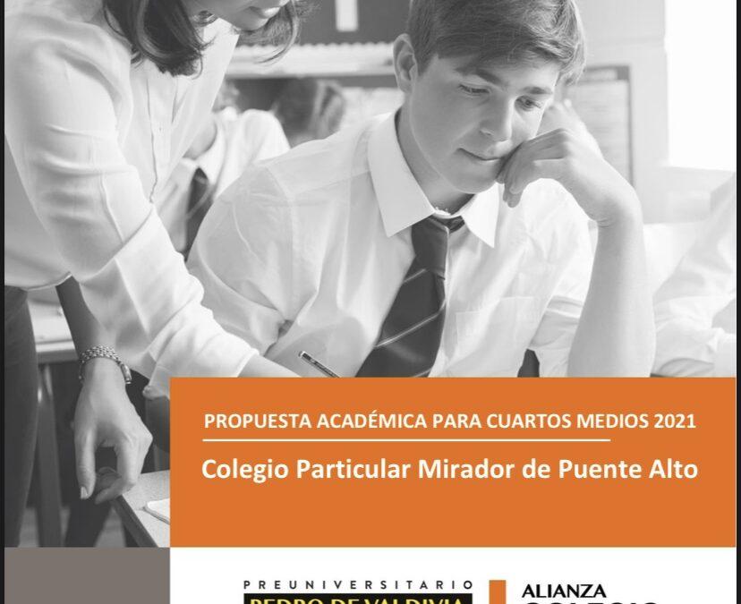 Alumnos de IV medio podrán preparar gratis su PTU gracias a un convenio con el Preu Pedro de Valdivia